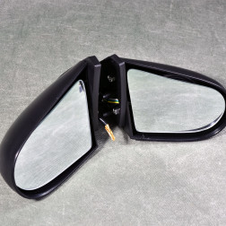 Lusterka Spoon Style Civic 6gen 96-00 czarne elektryczne