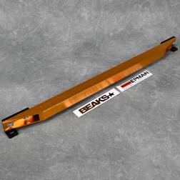 Beaks Style rozpórka tylna dolna Civic 5gen 92-95 złota