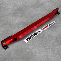 Beaks Style rozpórka tylna dolna Civic 6gen 96-00 czerwona