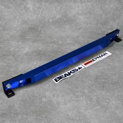 Beaks Style rozpórka tylna dolna Civic 6gen 96-00 niebieska