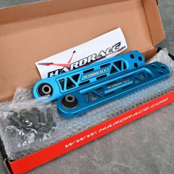 Hardrace LCA Civic 7gen 01-05 wahacze tylne dolne niebieskie