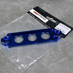 Epman mocowanie akumlatora Civic 88-00 niebieskie