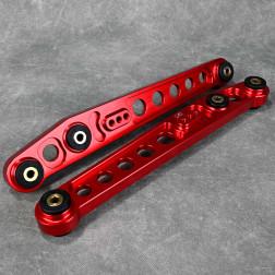 Skunk2 Style LCA Civic 6gen 96-00 wahacze tylne dolne czerwone