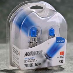 Nokya żarówki H3C 7000K 55W NOK7459