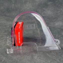 D16 przeźroczysta obudowa rozrządu