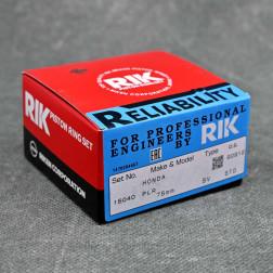 RIK pierścienie tłokowe D16V1, D17A2, D17A8, D17A