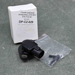 Turbo Works czujnik położenia przepustnicy TPS D seria, B seria