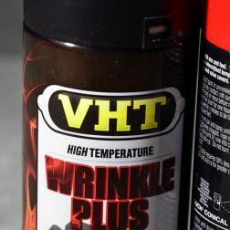 VHT Wrinkle Plus czarny