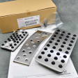 OEM aluminiowe nakładki pedałów Accord 8gen 08-15 automat