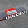 OEM emblemat Accord na tylną klapę Accord 7gen 03-08