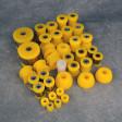 Deuter zestaw poliuretanów Prelude 5gen 97-01 żółty