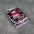 HEL przewody hamulcowe w oplocie Civic 5gen 92-95 EG6 B16