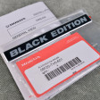 OEM emblemat Black Edition