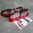 Lampy tylne Red White Civic 5gen 92-95 Coupe Sedan