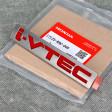 OEM emblemat i-VTEC na osłonę kolektora ssącego Civic 8gen TypeR FD2