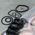 06110-PRA-E01, 06110PRAE01 OEM zestaw uszczelek gory silnika K20A2 Honda Civic 7gen 01-05 TypeR EP3 K20A2