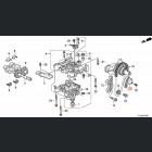 13450-RZP-004, 13450RZP004 OEM napinacz łańcucha pompy oleju R20 R20A3 Honda Accord 8gen 08-15
