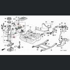 17516-S5A-930, 17516S5A930 OEM filtr paliwa Honda Civic 7gen 01-05