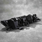 33151-SEA-G12, 33151SEAG12 OEM lampa przednia lewa xenon Honda Accord 7gen 03-04