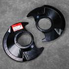45255-SR3-V01, 45255SR3V01 OEM osłony przednich tarcz hamulcowych 262mm Civic, CRX Del Sol