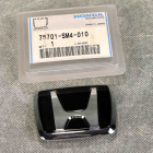 """75701-SM4-010, 75701SM4010 OEM czarny emblemat """"H"""" Honda Accord 4gen 89-93"""
