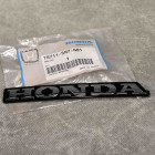 "75711-SN7-G01, 75711SN7G01 OEM emblemat ""Honda"" Honda Prelude 5gen 97-01"