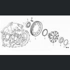 90017-PYZ-000, 90017PYZ000 OEM śruba mechanizmu różnicowego K20, K20A2, K20Z4, K24, K24A3