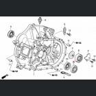91001-PPP-005, 91001PPP005 OEM łożysko skrzyni biegów EP3, Honda Accord, Honda Civic