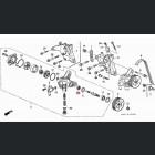 91249-P2A-003, 91249P2A003 OEM uszczelniacz pompy wspomagania Honda Prelude 5gen 97-01