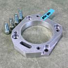 adapter-rbc-70mm Adapter przepustnicy 70mm do kolektora RBC
