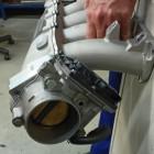 adapter-ultra-r9p Adapter przepustnicy 70mm MDX do kolektora Skunk2 Ultra Street