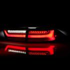 ALT-JH-ATSX06-LBLED-RC, ALTJHATSX06LBLEDRC Lampy tylne Honda Accord 7gen 03-08 Sedan LED Red Clear