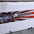 Japspeed kolektor wydechowy 4-2-1 EP3 K20A2 Honda Civic 7gen 01-05 TypeR