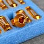 DS-NK-040 Nakrętki D1 Spec 20szt. 12x1.5 złote