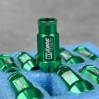 DS-NK-041 Nakrętki D1 Spec 20szt. 12x1.5 zielone