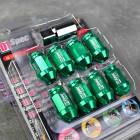 DS-NK-254 Nakrętki D1 Spec 40mm 20szt. 12x1.5 zielone