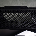 OEM Honda grill przedni z siatka Honda Civic 8gen 06-11 FN, FK 08F21-SMG-600B, 08F21SMG600B