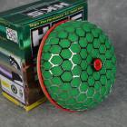 SM-FI-202 Filtr powietrza HKS style 'grzybek' zielony 80mm