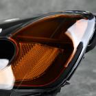 Lampy przednie Civic 7gen 01-03 EM2 Black Clear Amber HLDY-CIV01-JDMA