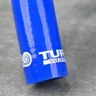 Turbo Works MG-SL-006 węże chłodnicy Prelude 5gen 97-01 niebieskie