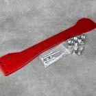 ASR Style MP-ZW-015 Subframe Brace rozpórka Honda Civic 6gen 96-00 czerwona