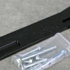 ASR Style MP-ZW-019 Subframe Brace rozpórka Honda Civic 6gen 96-00 czarna