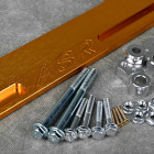 ASR Style MP-ZW-010 Subframe Brace rozpórka Honda Civic 5gen 92-95 złota