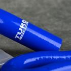 Turbo Works węże chłodnicy Civic 5gen 6gen D16 niebieskie MG-SL-116