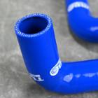 Turbo Works MG-SL-009 węże chłodnicy Honda Prelude 4gen niebieskie