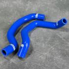 Turbo Works MG-SL-010 węże chłodnicy Honda Accord 7gen 03-08 niebieskie