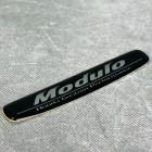 OEM emblemat Modulo 130x23 mm czarny 08F04-S7S-00033, 08F04S7S00033