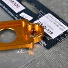 Epman DS-IN-119 mocowanie akumlatora Honda Civic 88-00 złote