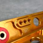 Skunk2 Style PP-ZW-013 LCA Honda Civic 5gen 92-95 wahacze tylne dolne złote