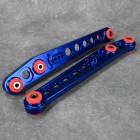 Skunk2 Style PP-ZW-030 LCA Civic 6gen 96-00 wahacze tylne dolne niebieskie
